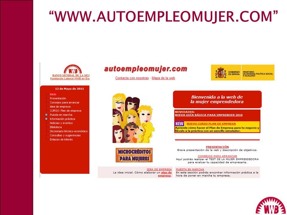 WWW.AUTOEMPLEOMUJER.COM