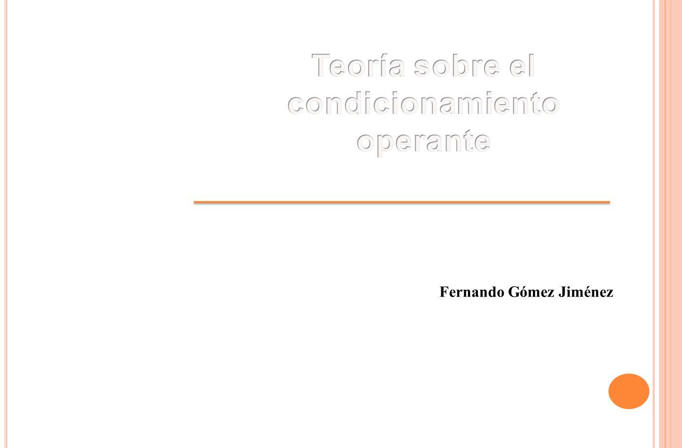 Fernando Gómez Jiménez