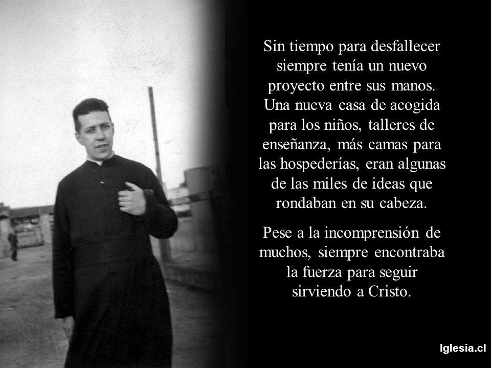 Iglesia.cl Su obra se multiplicó con su trabajo en la Acción Católica, en la Acción Sindical de Chile y en la Revista Mensaje.