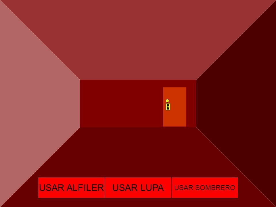 USAR ALFILERUSAR LUPA