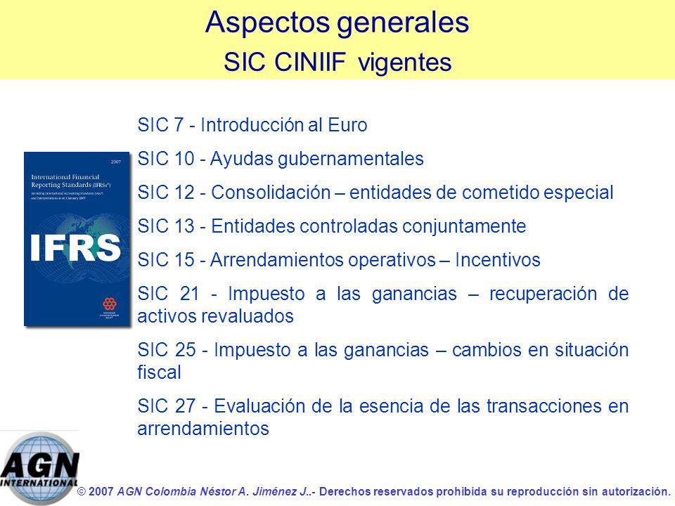 © 2007 AGN Colombia Néstor A. Jiménez J..- Derechos reservados prohibida su reproducción sin autorización. SIC 7 - Introducción al Euro SIC 10 - Ayuda