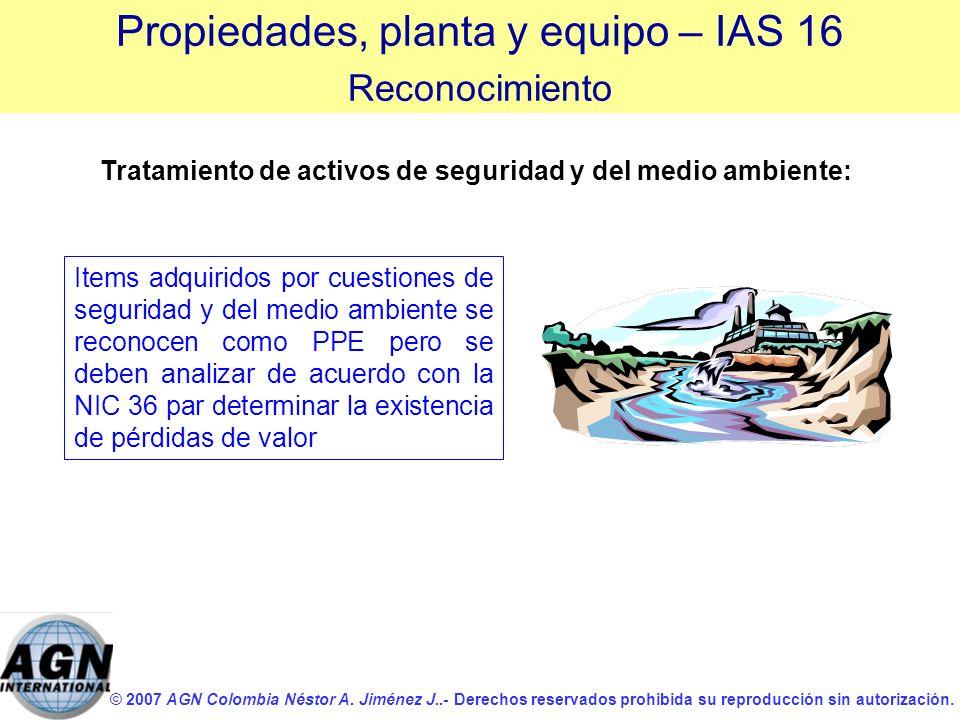 © 2007 AGN Colombia Néstor A. Jiménez J..- Derechos reservados prohibida su reproducción sin autorización. Items adquiridos por cuestiones de segurida