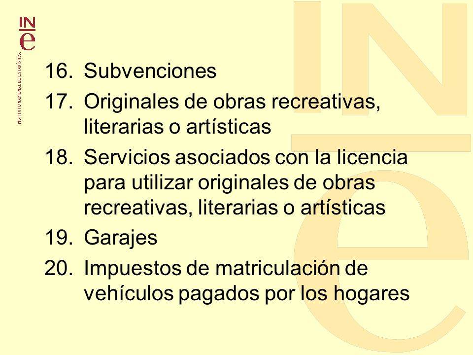 AA.PP: Cambios conceptuales SEC-95 Criterio mercado / no mercado –Determinar si la entidad es unidad institucional –Determinar si la unidad institucional es privada o pública –Determinar si la unidad institucional pública es de mercado o no de mercado