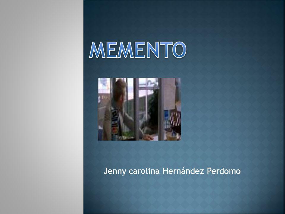 Jenny carolina Hernández Perdomo