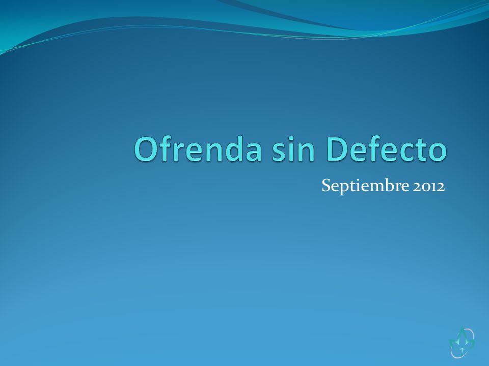 Septiembre 2012