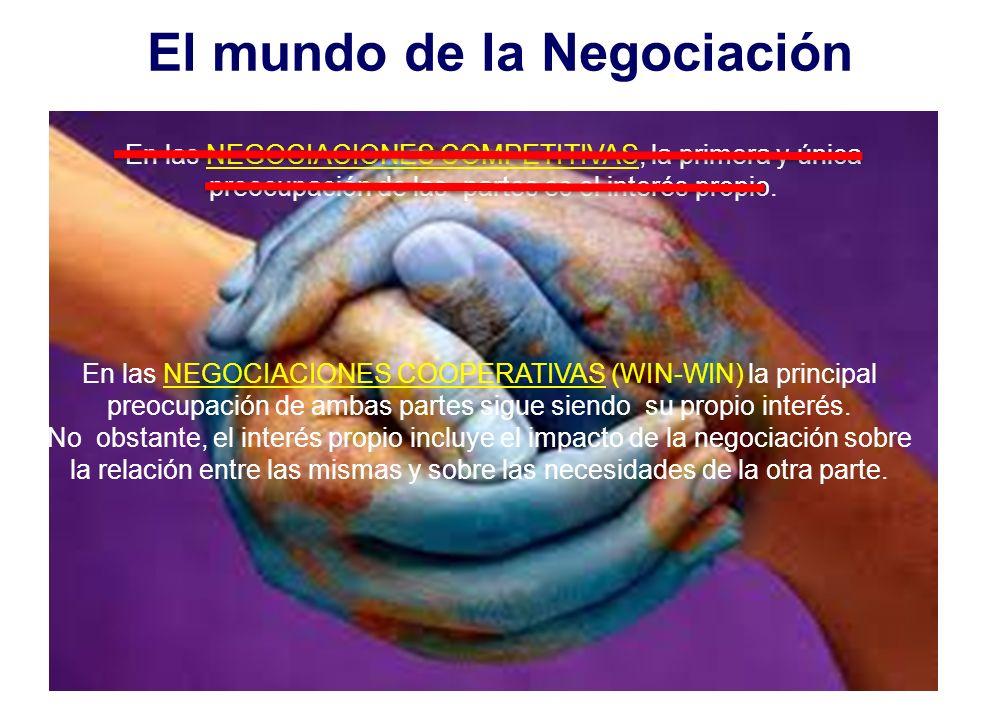 ¿Hay alguna negociación, más allá de la cooperativa, aplicable a la relación de pareja.