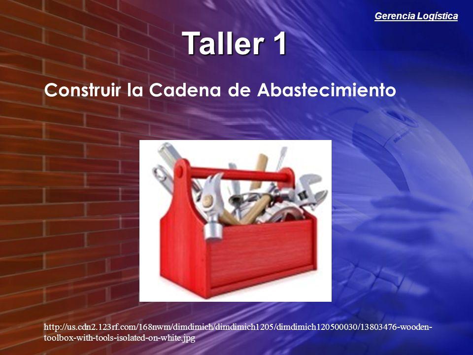 Gerencia Logística Taller 1 Construir la Cadena de Abastecimiento http://us.cdn2.123rf.com/168nwm/dimdimich/dimdimich1205/dimdimich120500030/13803476-