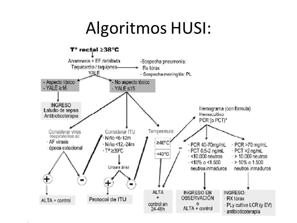 Algoritmos HUSI: