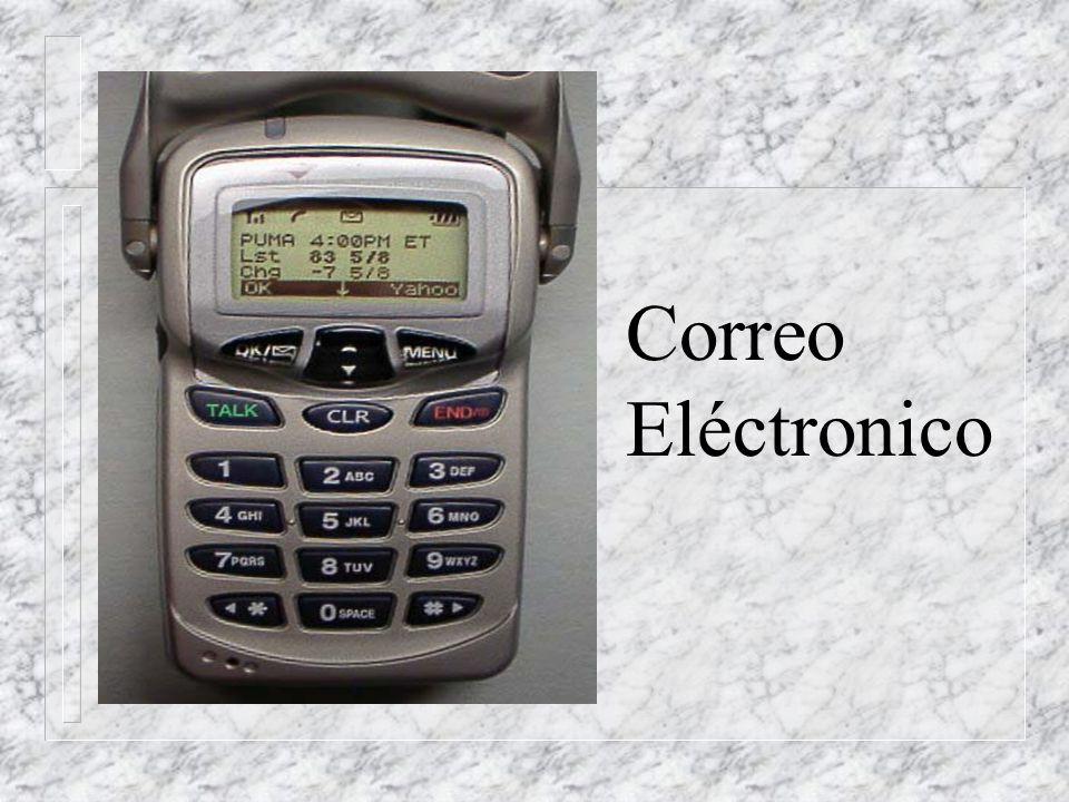 Correo Eléctronico