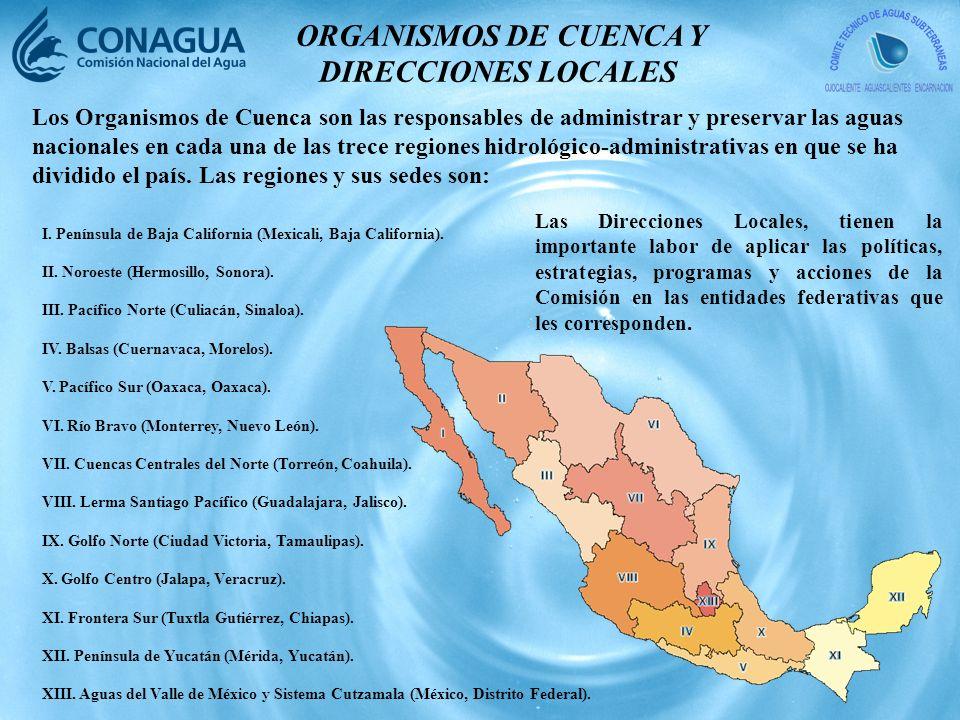 I.Península de Baja California (Mexicali, Baja California).