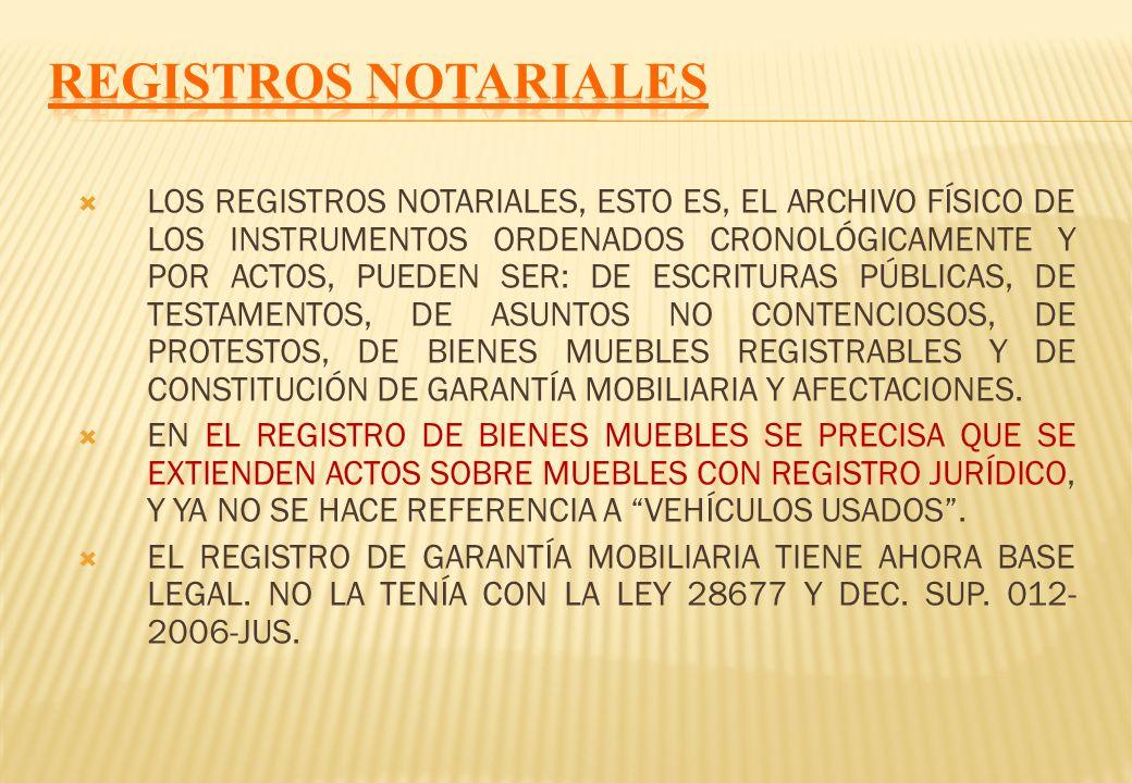 DEBER DE VERIFICACIÓN DE LA IDENTIDAD A TRAVÉS DE RENIEC (ART. 55). FUNCIÓN ASESORA MEDIANTE LA CONSTANCIA DE EXPLICAR LOS EFECTOS DEL INSTRUMENTO (AR