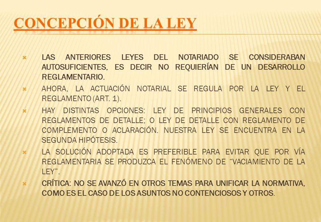 LA ORGANIZACIÓN DEL NOTARIADO CORRESPONDE A LOS COLEGIOS DE NOTARIOS QUE EJERCEN FUNCIÓN DE DIRECCIÓN, INSPECCIÓN Y VIGILANCIA DE SUS MIEMBROS (ART.