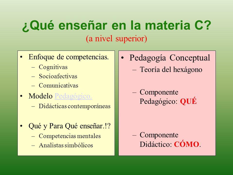 Modelos Pedagógicos y Contabilidad