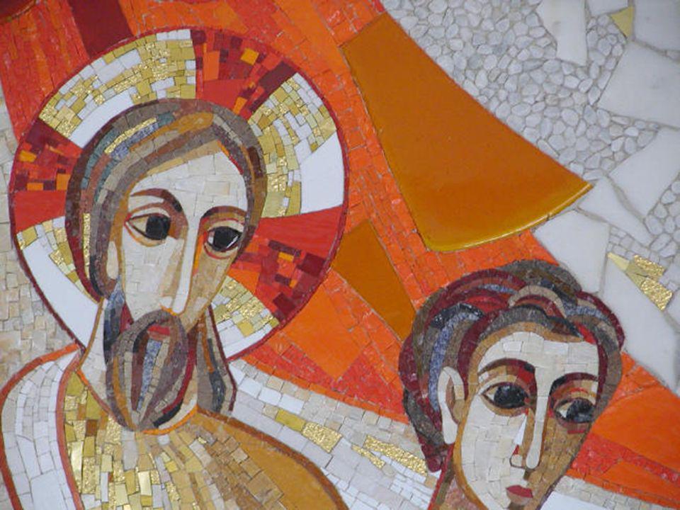 «Dos discípulos de Jesús iban andando aquel mismo día a una aldea llamada Emaús, distante unas dos leguas de Jerusalén; iban comentando todo lo que ha