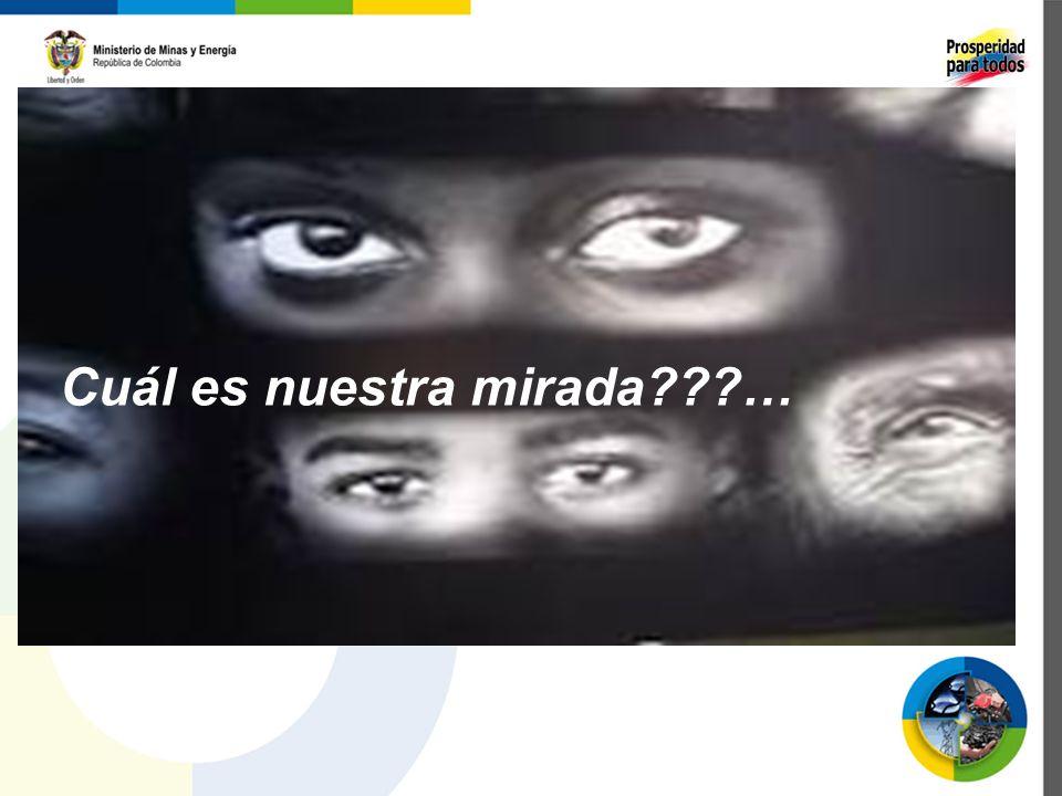 Cuál es nuestra mirada???…