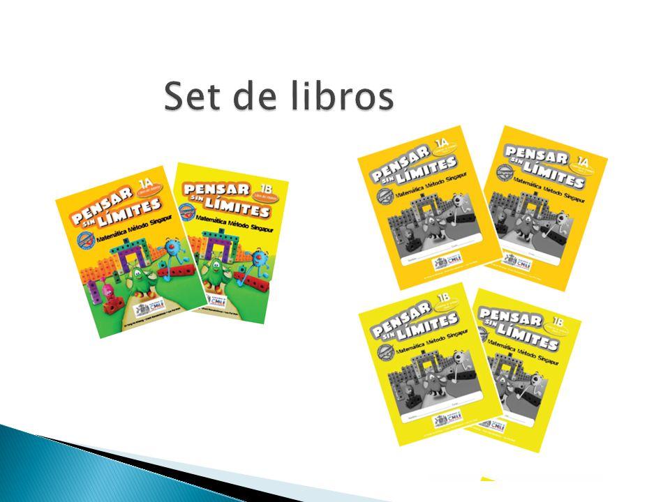 Set de libros