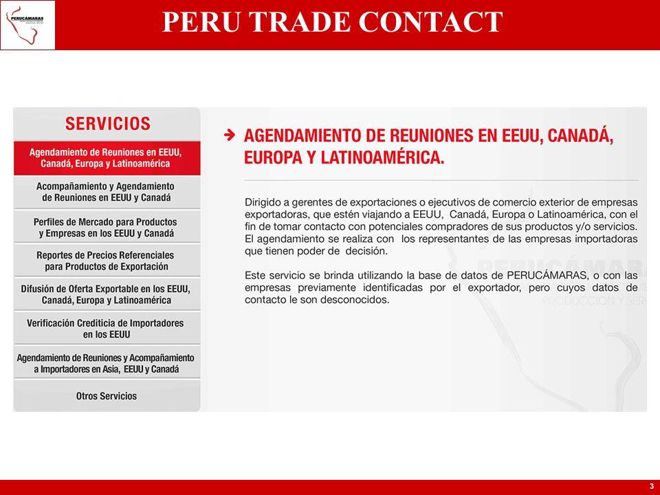 3 PERU TRADE CONTACT