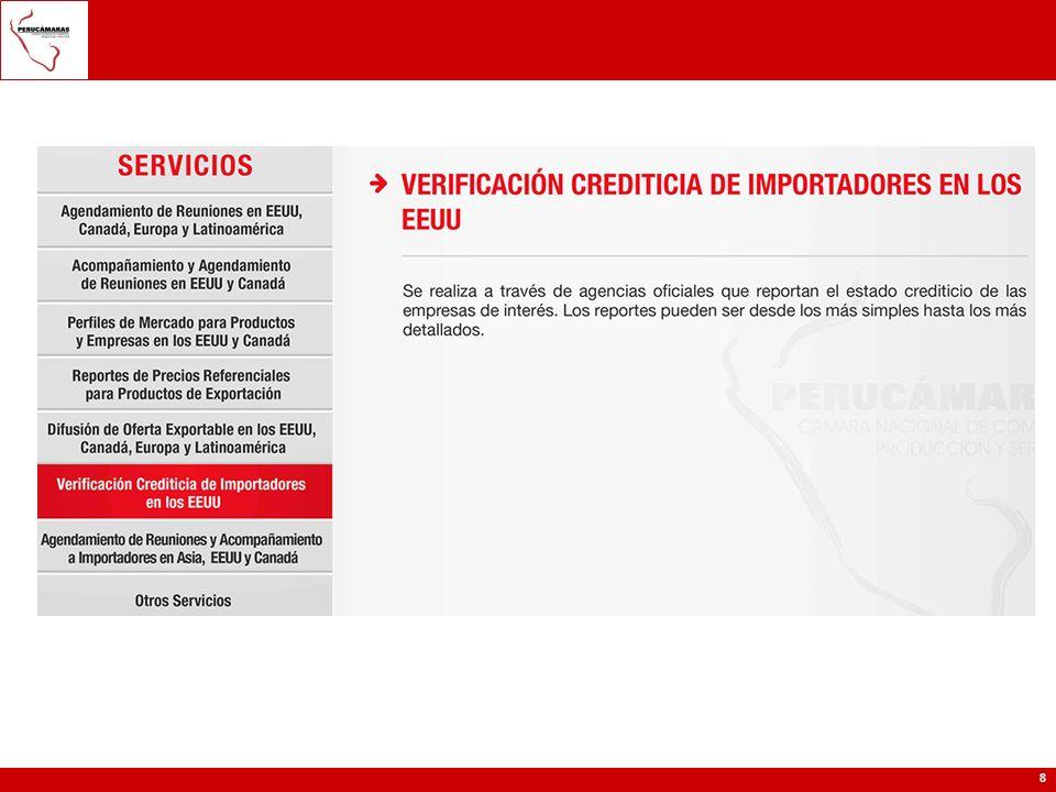 29 Muchas Gracias Rubén Rondinelli Zaga E-mail: rrondinelli@perucam.com Tel:+51-1-219 1579 Web: www.perucam.com