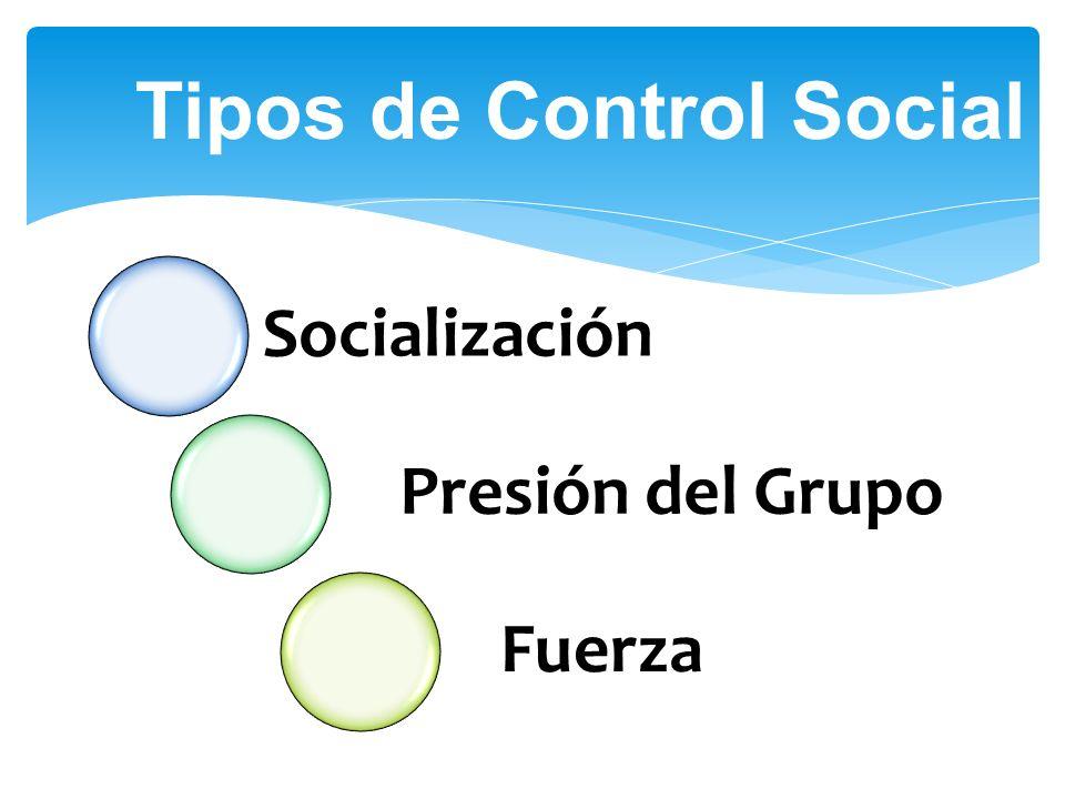 La desviación social Es la no conformidad a una norma o a una serie de normas dadas, que son aceptadas por un número significativo de personas de una comunidad o sociedad.