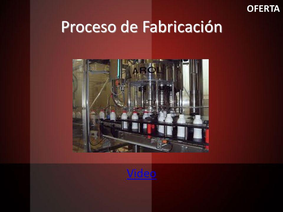 Proceso de Fabricación Video OFERTA
