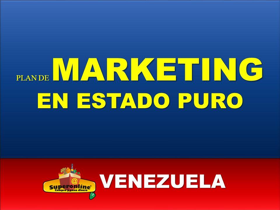 PLAN DE MARKETING EN ESTADO PURO VENEZUELA