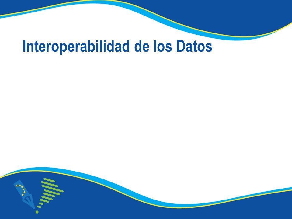 Interoperabilidad de los Datos