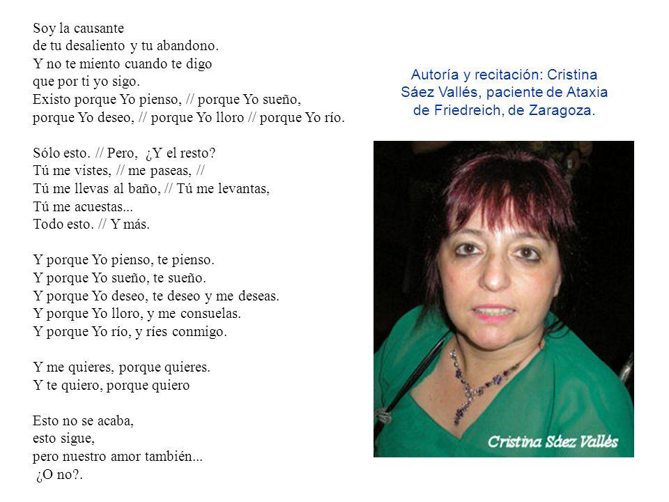 2:35 (Moise González) Canción de Moise González.(paciente de distrofia muscular).