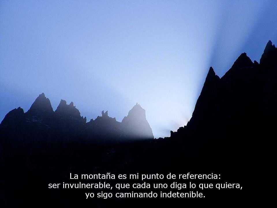 ¡Me declaro vivo! Chamalú. Indio Quechua Música: Kothbiro El jardinero fiel