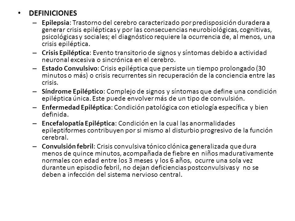 ANTICONVULSIVANTES Diazepam: Dosis inicial de 0,1 0,4 mg/kg/dosis EV sin diluir (dosis máxima 10 mg).Repetir cada 5 a 10 minutos hasta 3 dosis; puede usarse la vía rectal a dosis de 0,5 mg/kg, dosis máxima de 20 mg.