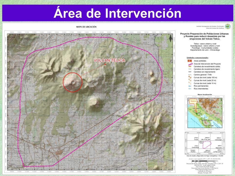Área de Intervención