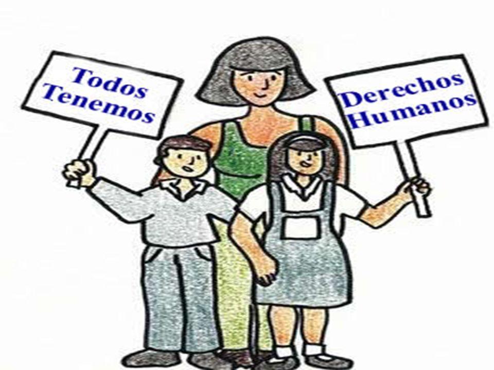 ¿Cómo se clasifican los DERECHOS HUMANOS.