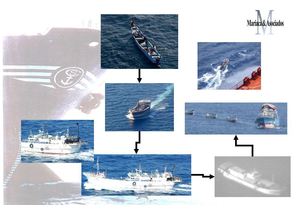 Caso de los Time-Charters ¿Se encuentra el buque OFF-HIRE durante el periodo de secuestro por piratas.