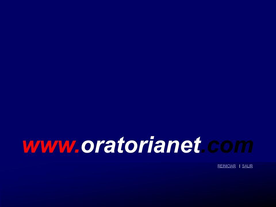 www.oratorianet.com REINICIAR | SALIR