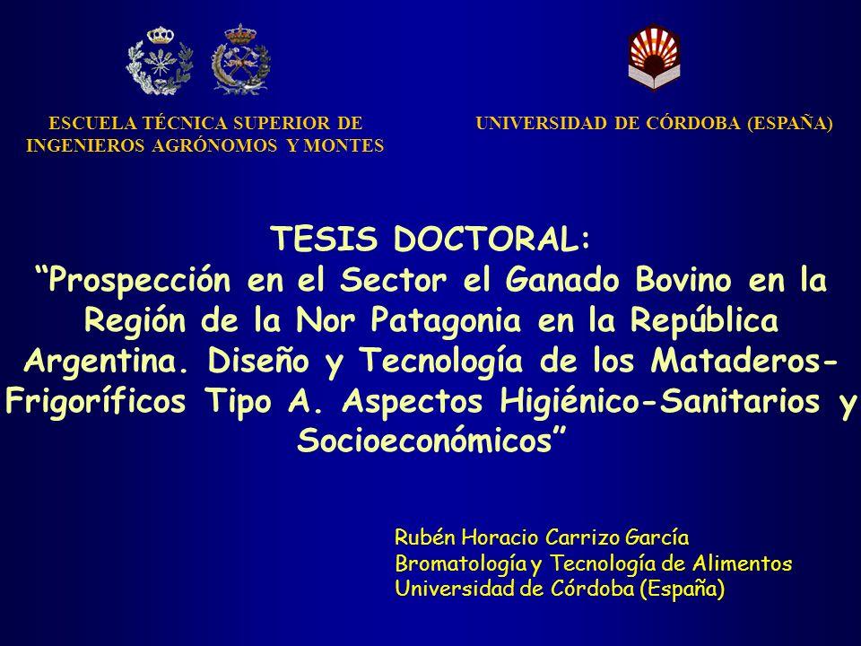 Control de plagas de la industria Ecocarne Patagónica, S.A.