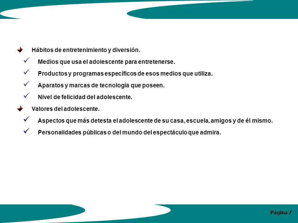 Página 28 INCIDENCIA DE CONSUMO DE ALCOHOL (ENCUESTA NACIONAL DE ADICCIONES 2002)* * Fuente: INEGI.