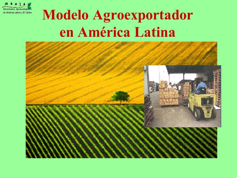 Modelo Agroexportador en América Latina