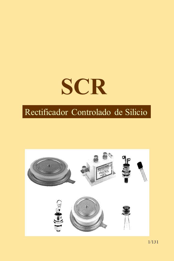 1/131 SCR Rectificador Controlado de Silicio