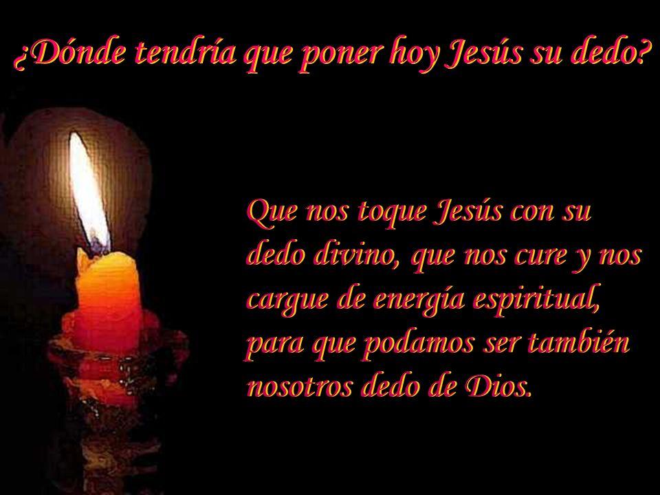 Jesús había sido concebido por esta fuerza divina: «El Espíritu Santo vendrá sobre ti y la fuerza del Altísimo te cubrirá con su sombra» (Lc.1,35) Nos