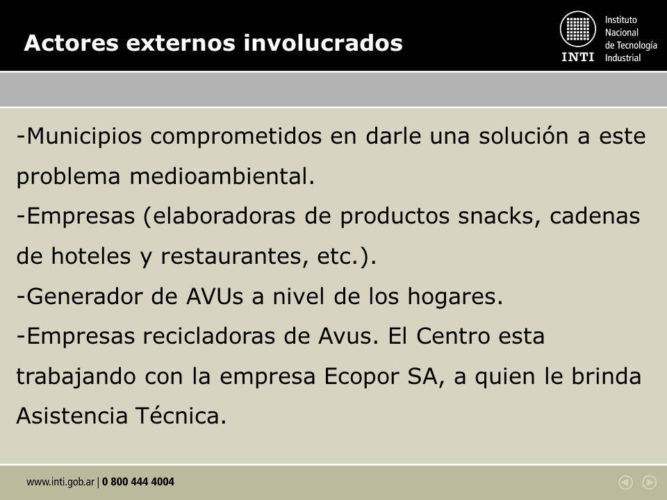 Actualmente, en Argentina, no se brinda capacitación especializada sobre: -La correcta manipulación de aceites y cuidados durante la fritura de alimentos -El tratamiento de los AVUs.