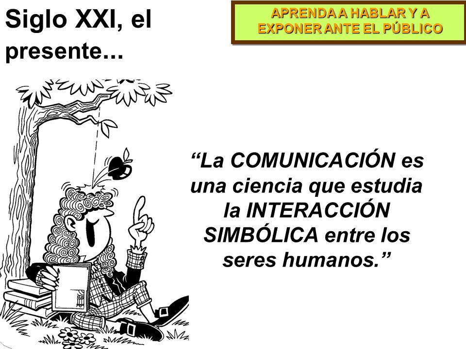 APRENDA A HABLAR Y A EXPONER ANTE EL PÚBLICO Componentes básicos de la comunicación En toda comunicación existen dos componentes básicos: el verbal y