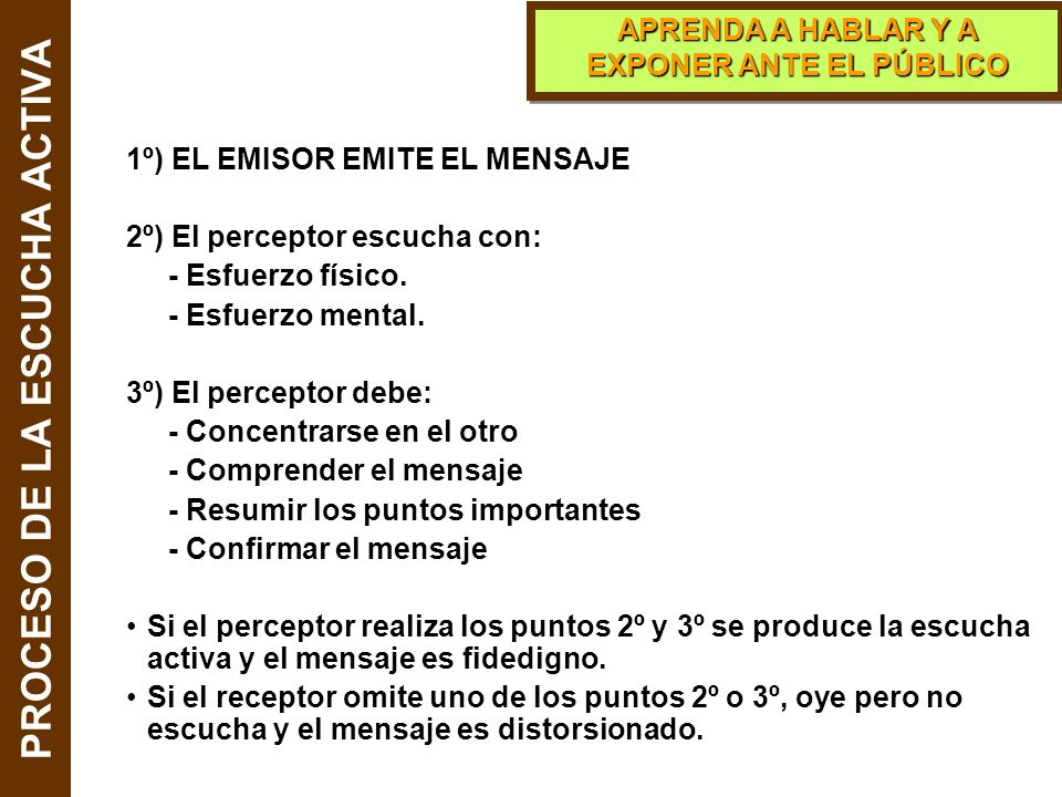 APRENDA A HABLAR Y A EXPONER ANTE EL PÚBLICO OBJETIVO = PERSUADIR CAUTIVAR Y CONVENCER