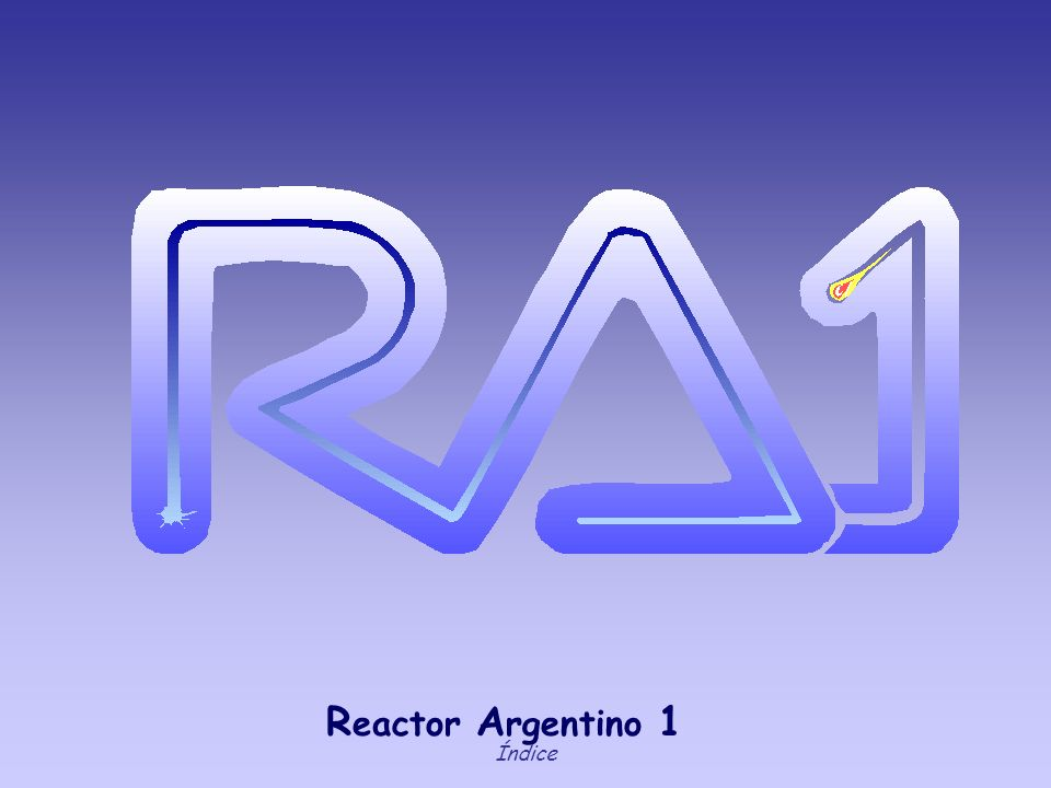 R eactor A rgentino 1