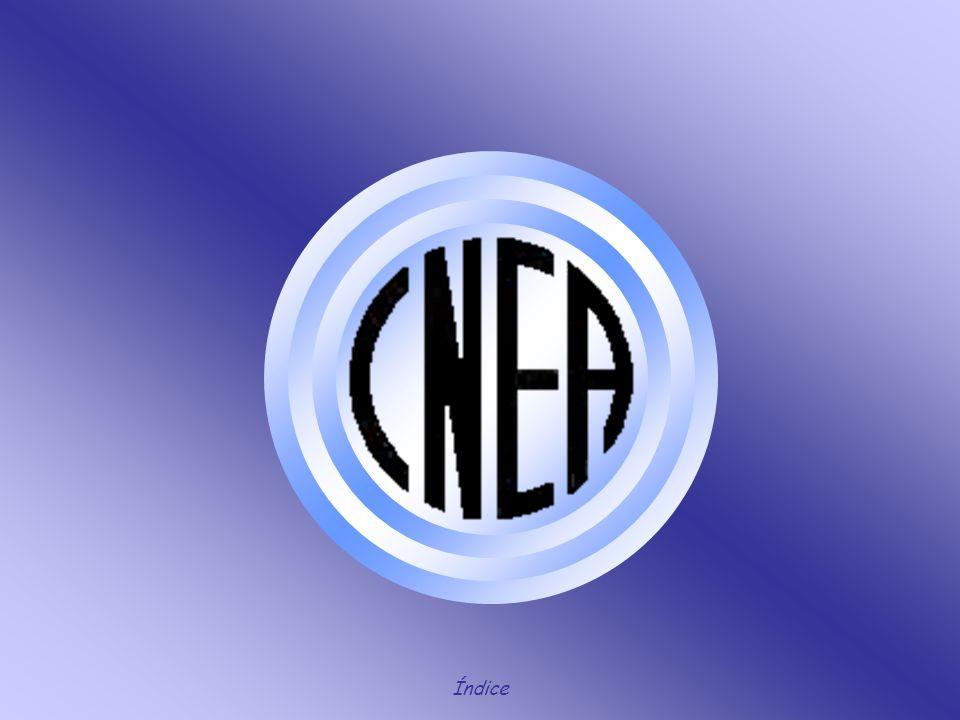cnea Comisión nacional de energía atómica C onstituyentes C entro A tómico Índice