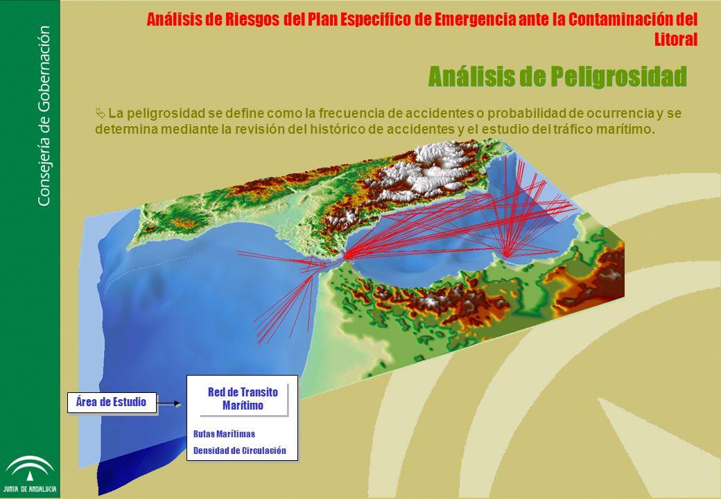 PLANIFICACION DE EMERGENCIA ANTE CONTAMINACION DEL LITORAL EN ANDALUCIA