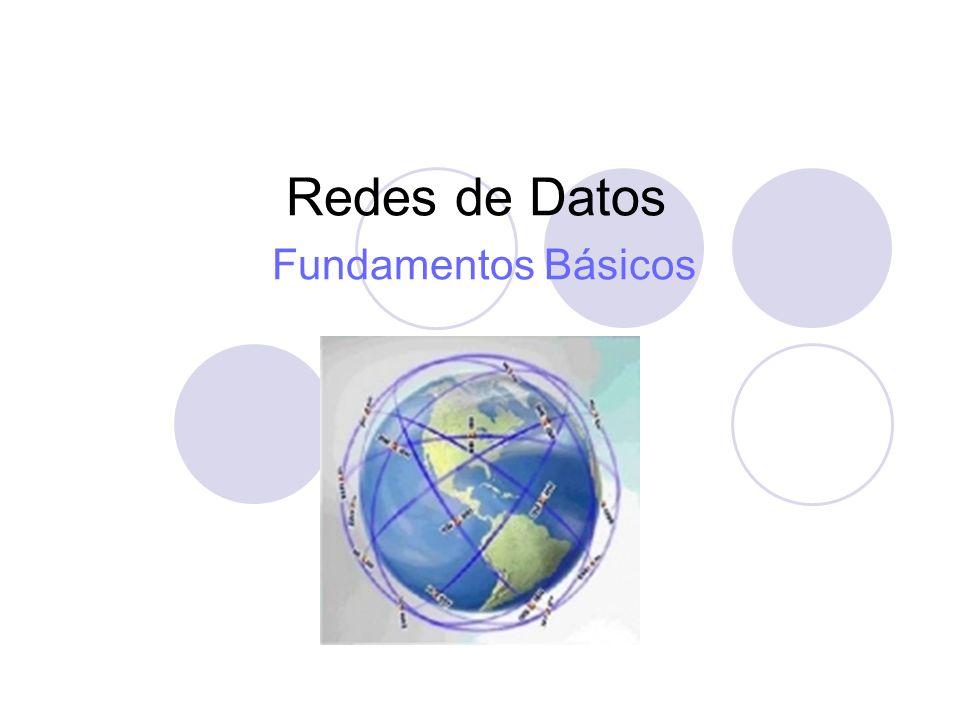 Redes de Datos Fundamentos Básicos