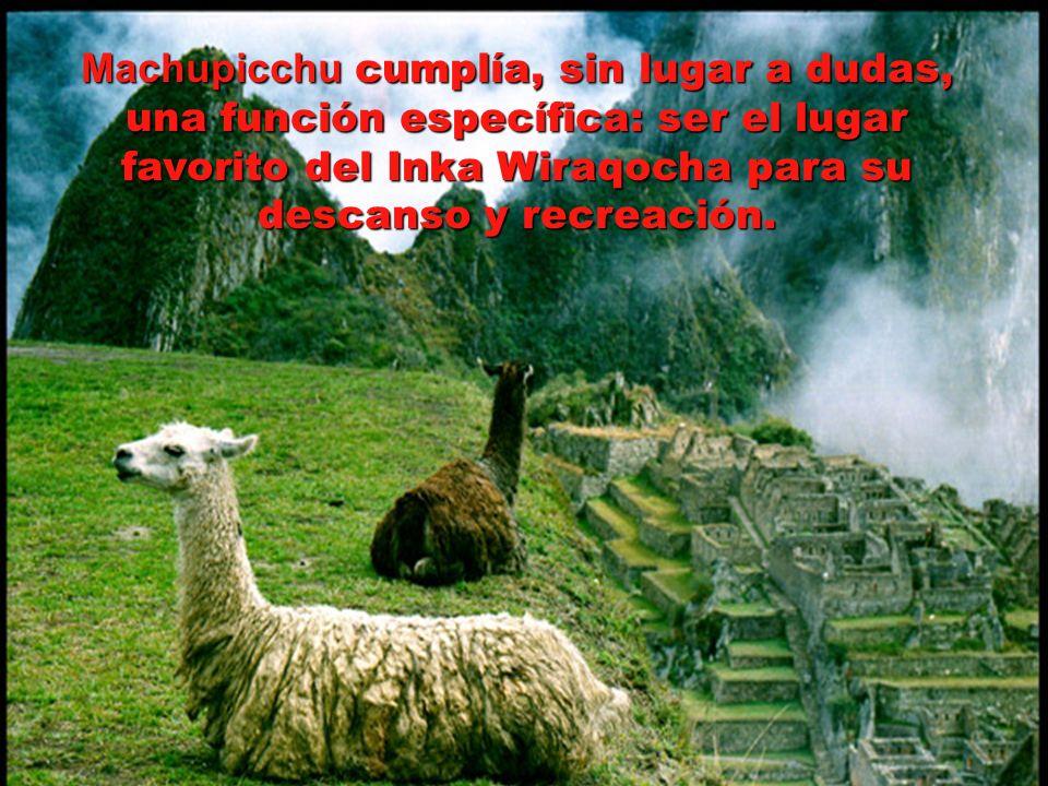 Uchuy Qosqo Por su semejanza con la ciudad del Cuzco los pobladores lo denominaron El peque ñ o Cuzco. (Uchuy Qosqo)