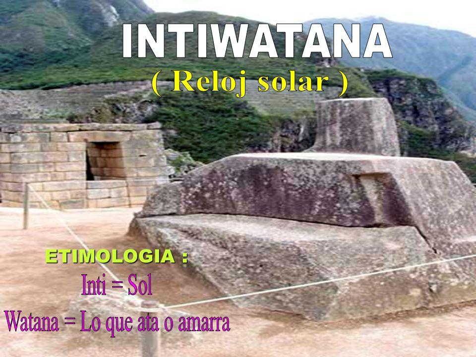 Posiblemente casas para las mujeres del Inka:(Aqllawasi)