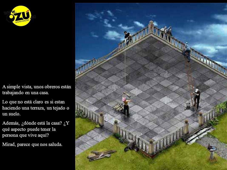 Este es uno de los dibujos que Escher realizó cuando exploraba el campo de la perspectiva.