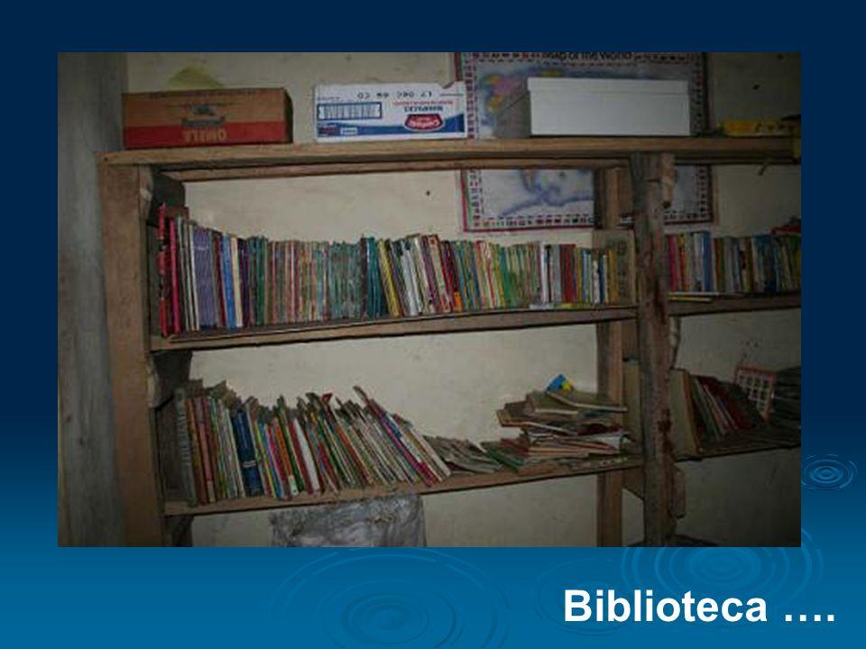 Biblioteca ….