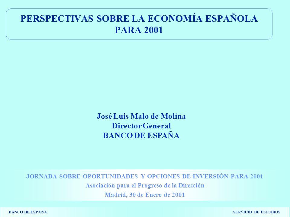 BANCO DE ESPAÑASERVICIO DE ESTUDIOS 12 ÍNDICE DE CONDICIONES MONETARIAS EN ESPAÑA